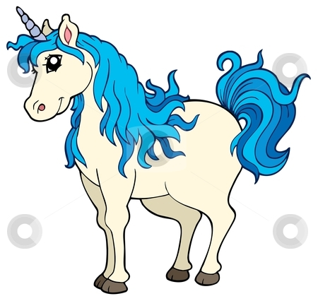 Clipart of a unicorn.