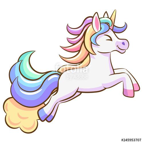 baby unicorn clipart\
