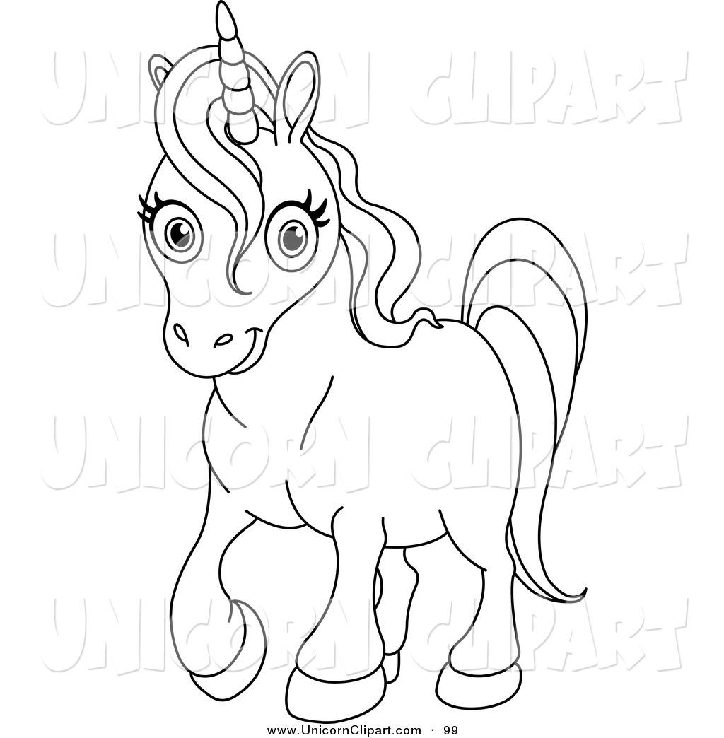 unicorn clipart printable Clipground