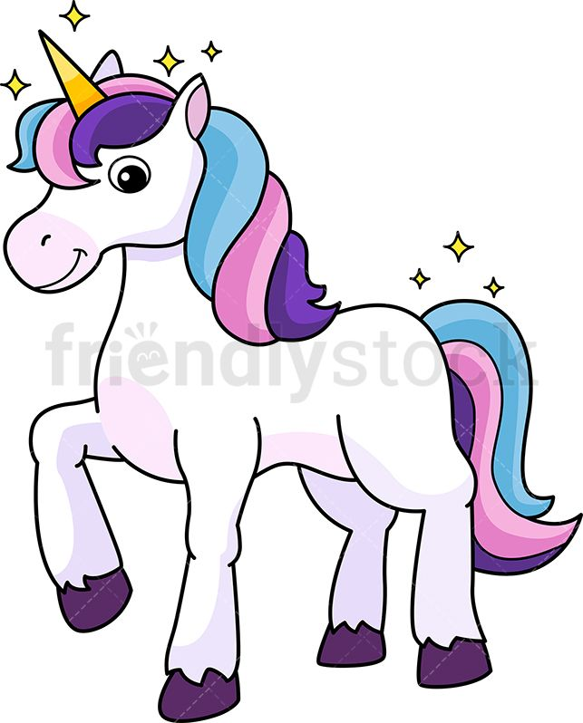 Majestic Unicorn.