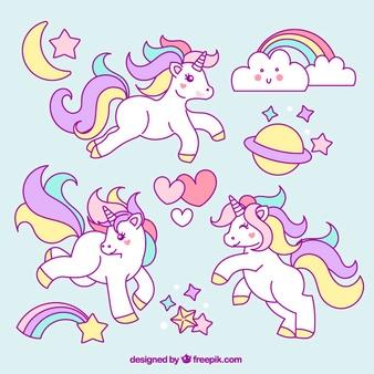 Unicorn Vectors, Photos and PSD files.