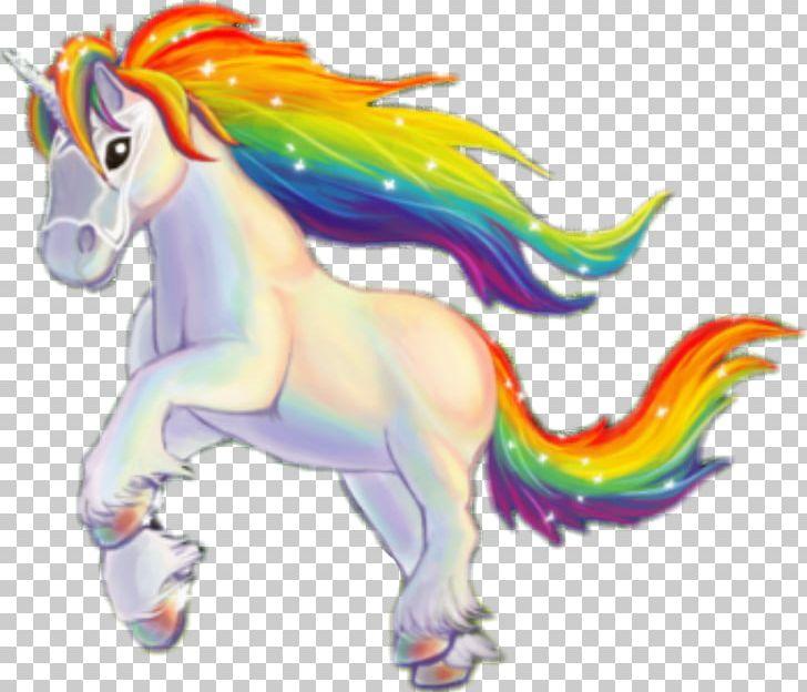 Unicorn Rainbow Color PNG, Clipart, Animal Figure, Art.