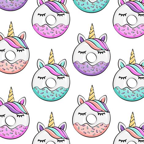 Wallpaper unicorn donuts in 2019.