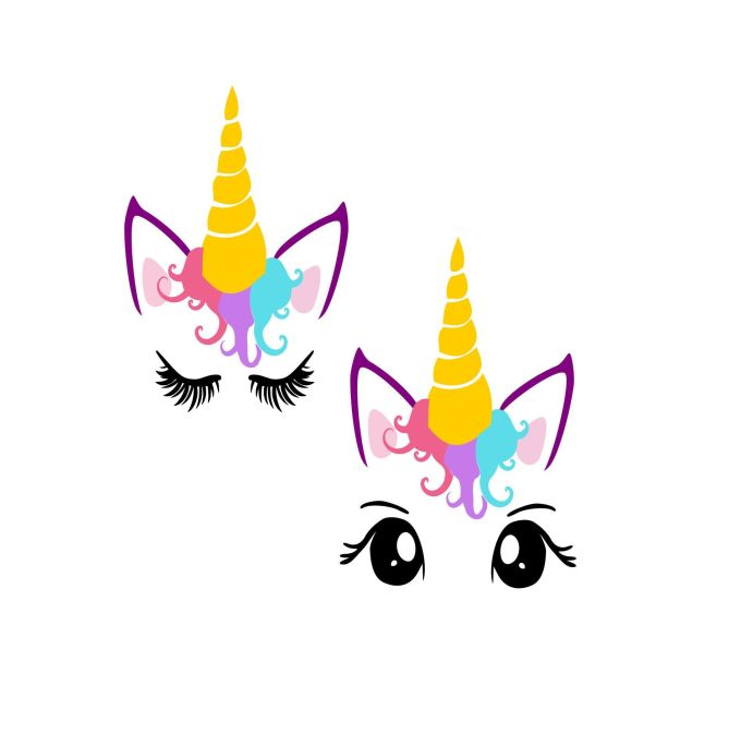 Eyelash clipart unicorn for free download and use images in.