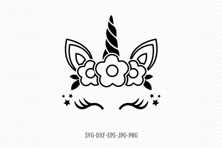 unicorn svg, unicorn eyelashes, unicorn birthday svg.