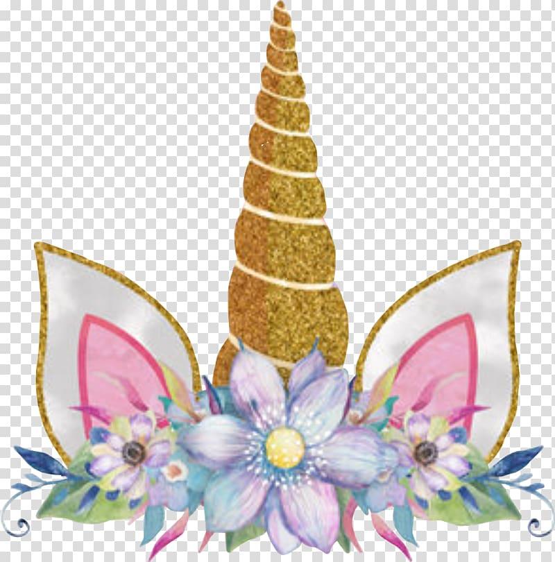 Unicorn illustration, Unicorn Flower , unicorn transparent.