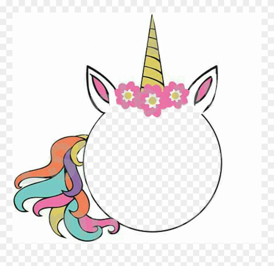 Unicorn Sticker.