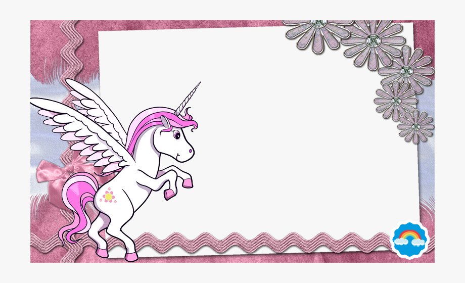 Pony Unicorn Frame #375170.