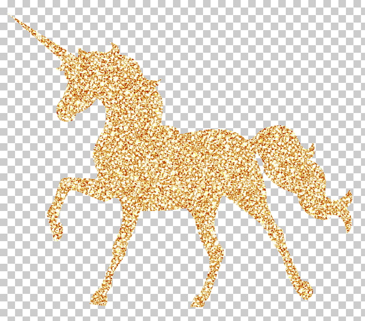 Magical Unicorns Gold Unicorn Poster Birthday, unicorn PNG.