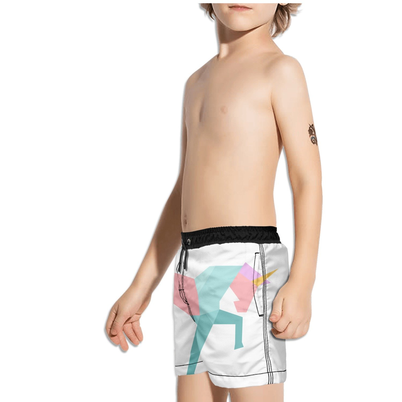 Amazon.com: Ouxioaz Boys\' Swim Trunk Unicorn Clipart Beach.