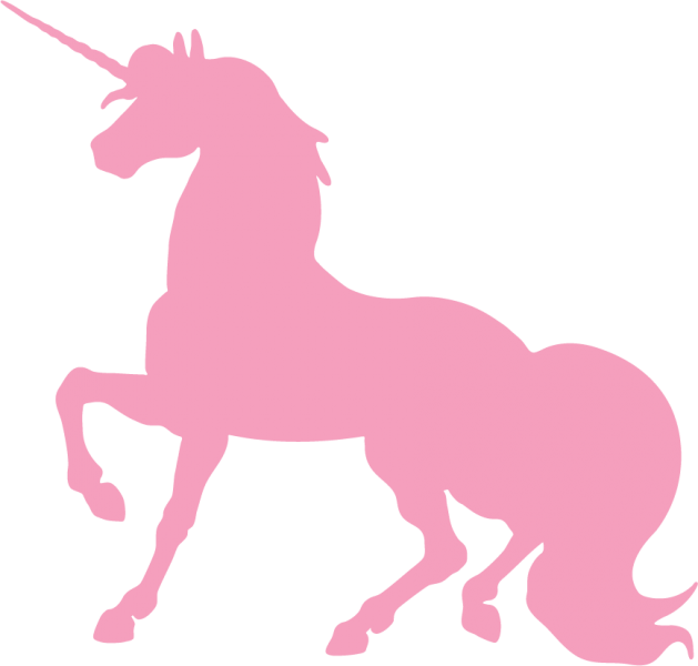 Best Unicorn Silhouette #13069.