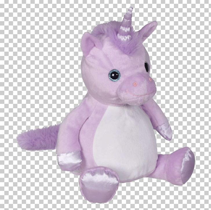 Machine Embroidery Craft Unicorn Stuffed Animals & Cuddly.