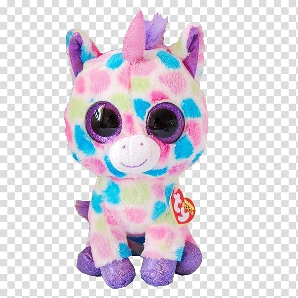 Stuffed Animals & Cuddly Toys Ty Inc. Unicorn YooHoo.