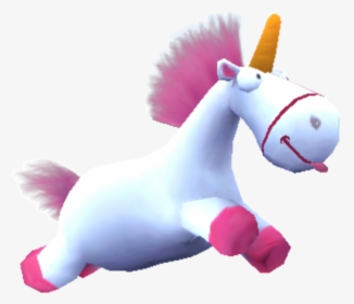 Transparent Despicable Me Unicorn Clipart.