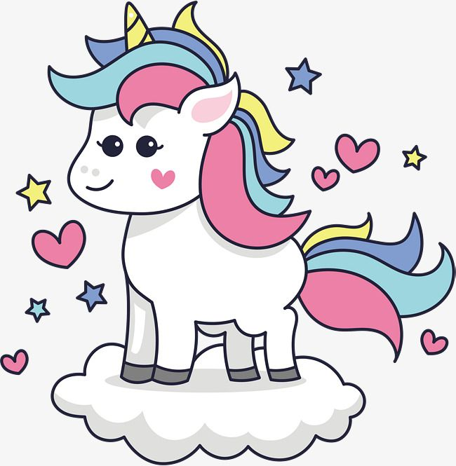 Standing In The Clouds Unicorn in 2019.