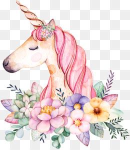 Unicornio PNG.