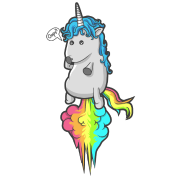 Unicorns and rainbows jokes clipart clipart images gallery.