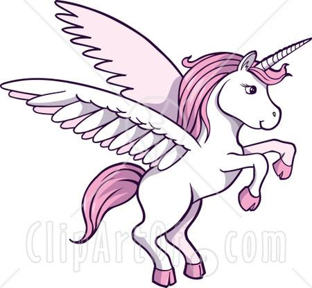 Unicorn clipart.