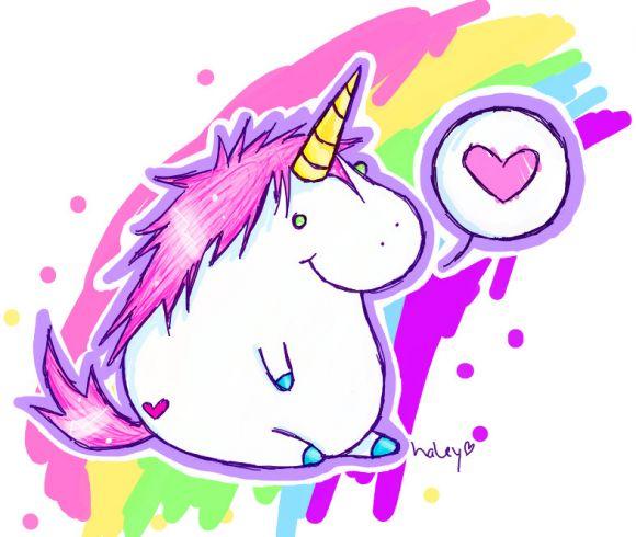 Unicorns Clipart.