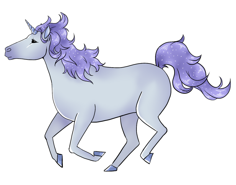 Free to Use & Public Domain Unicorn Clip Art.