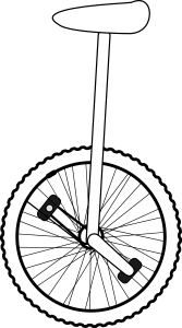 Unicycle Clip Art Download.