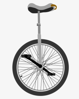 Free Unicycle Clip Art with No Background.