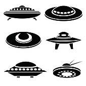 Clipart of Unidentified flying object k10171632.