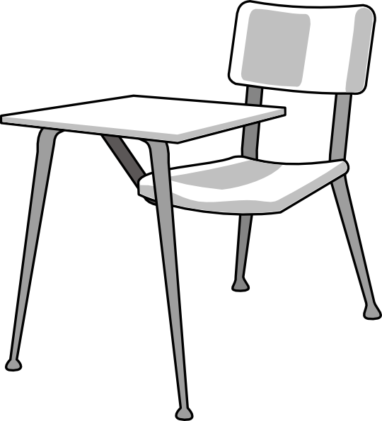 Artcobell Uniflex Tri Top Desks Writing Desk.