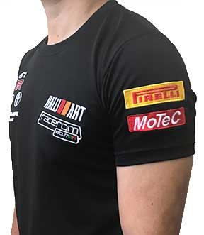Polo T Shirts Embroidery in Dubai UAE.