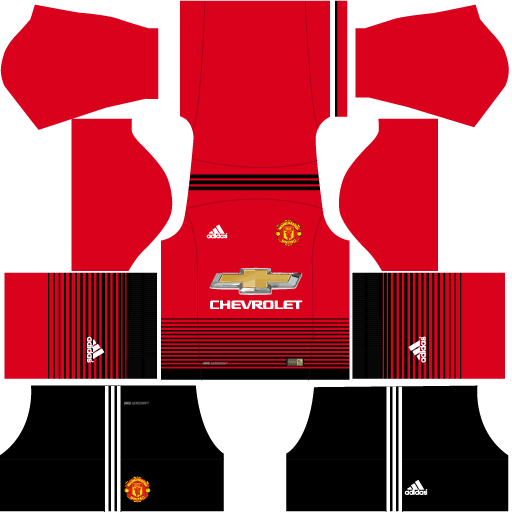 Kit Manchester United para Dream League Soccer atualize seu.