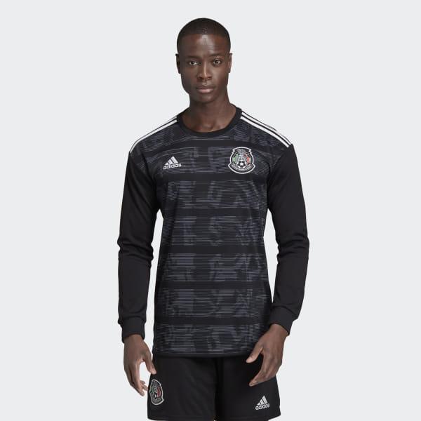 adidas Jersey Uniforme Titular Selección de México 2019.
