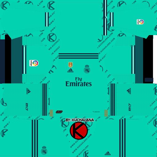 Real Madrid C.F. 2019.