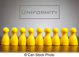 Uniformity Illustrations and Stock Art. 65 Uniformity illustration.