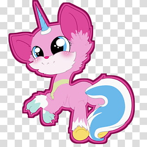Princess Unikitty PNG clipart images free download.