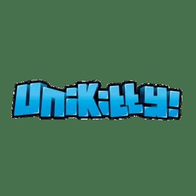 Unikitty Logo transparent PNG.