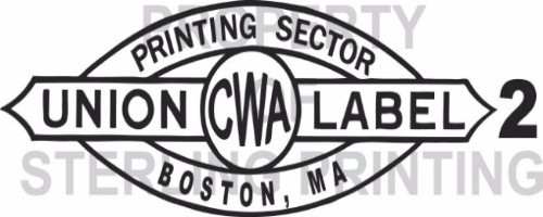 union printing company in Stoneham and Boston MA.