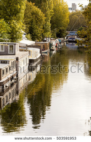 Grand Union Canal Stock Photos, Royalty.