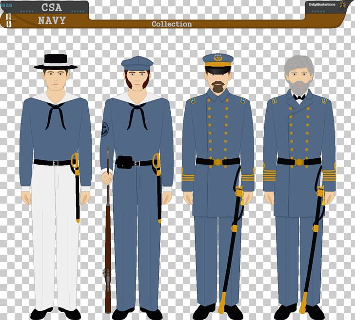 Military Uniform Confederate States Of America American.
