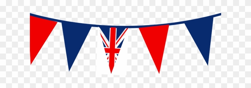 Bunting Clipart Red White Blue Bunting.