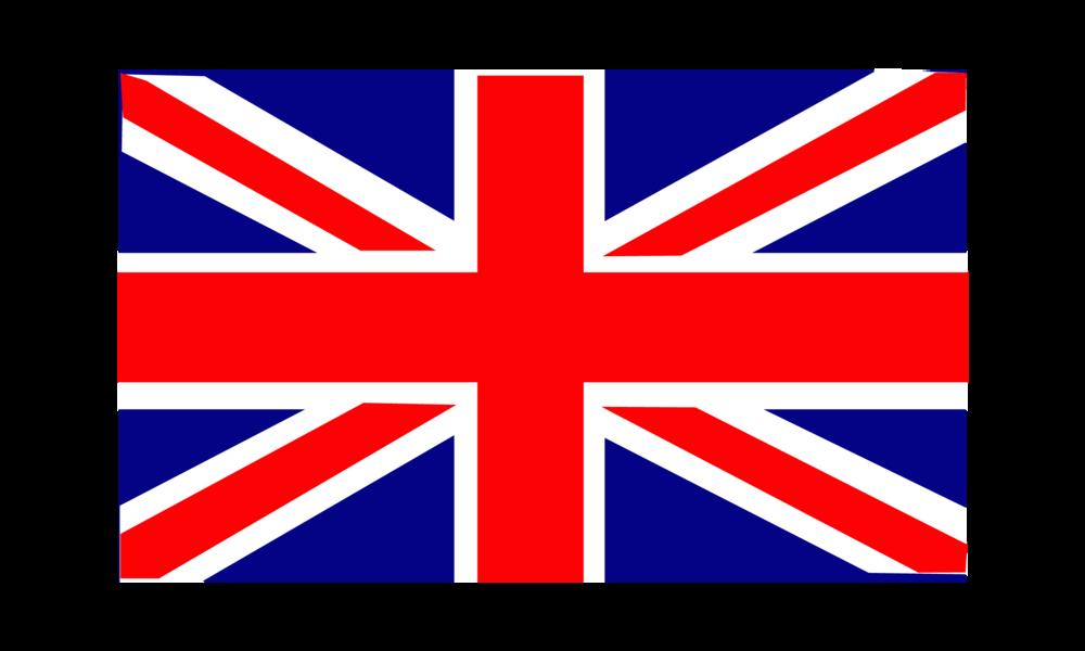 United Kingdom of Great Britain and Ireland Union Jack Flag.