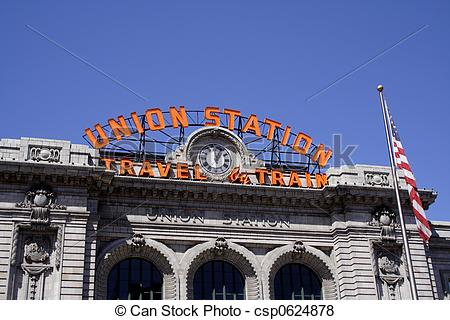 Pictures of Denver Union Station.