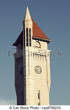 Stock Photos of Union Station Building.