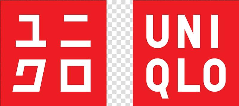 Uniqlo logo, Uniqlo Logo transparent background PNG clipart.