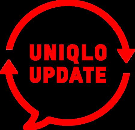 UNIQLO UPDATE.