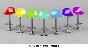 Bar stools Illustrations and Clip Art. 729 Bar stools royalty free.