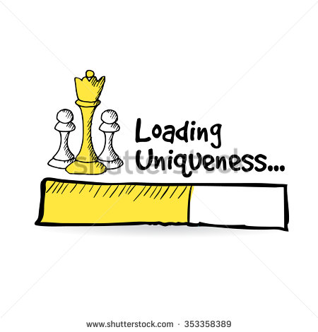 Loading Bar Chess Figures Unique Idea Stock Vector 353358389.