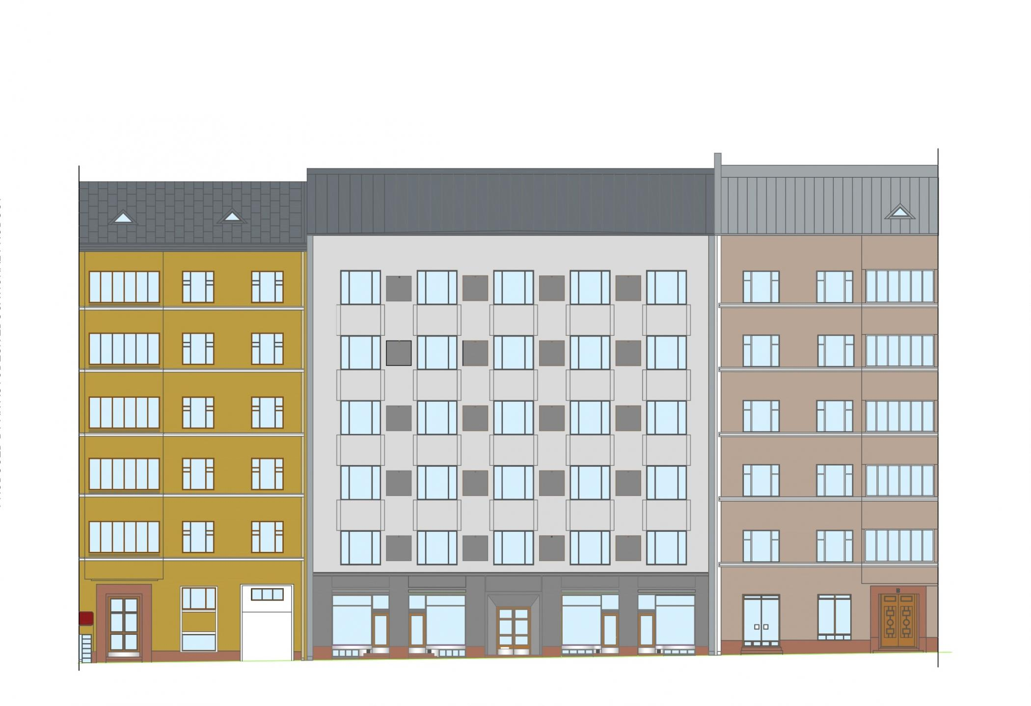 Clipart apartment building.
