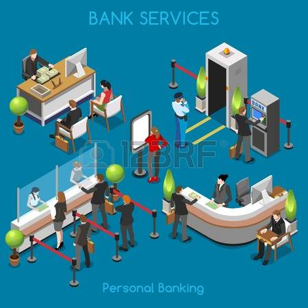 17,312 Bank Building Stock Vector Illustration And Royalty Free.