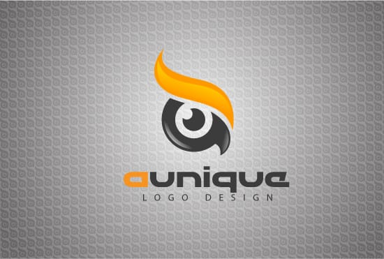 design custom unique logo.