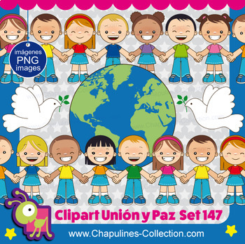 Union and Peace Clipart.